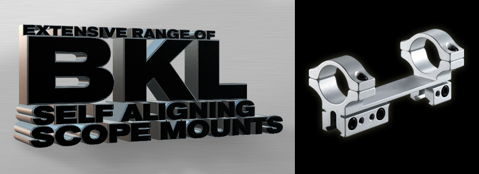 Click to shop for BKL Scope Mounts