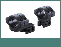 Shop for 2 Piece 1 Inch BKL Scope Mounts