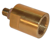 DIN (5/8 BSP) Female to 1/8 BSP Male Adapter