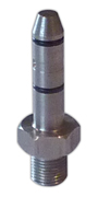 Stainless Steel Filling Adapter